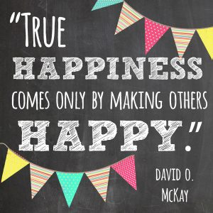 sm true happiness quote