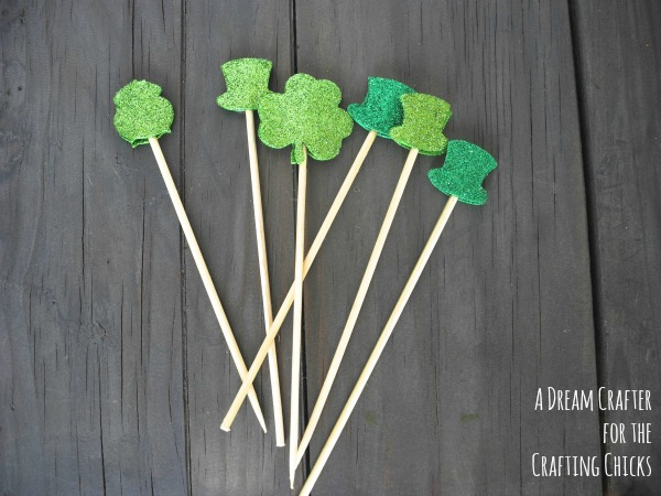 st patricks day skewers