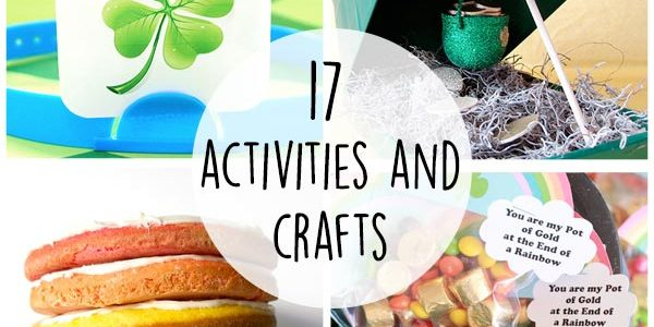 17 St. Patrick's Day Activities and Crafts