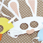 Free Printable Easter Masks