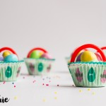 Homemade Chocolate Easter Candy Baskets
