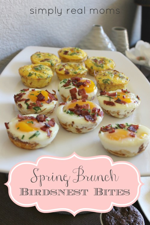 15 Favorite Brunch Recipes – These recipes would be perfect for Mother's Day, Valentine's Day or just a Spring Brunch Party!  I can't wait to try them!