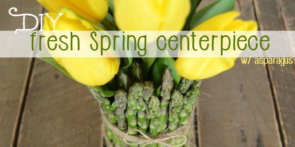 Fresh Spring Centerpiece
