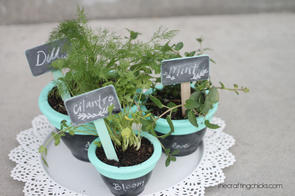 20 ideas for your Spring Décor – I love these!  So many easy DIY projects!