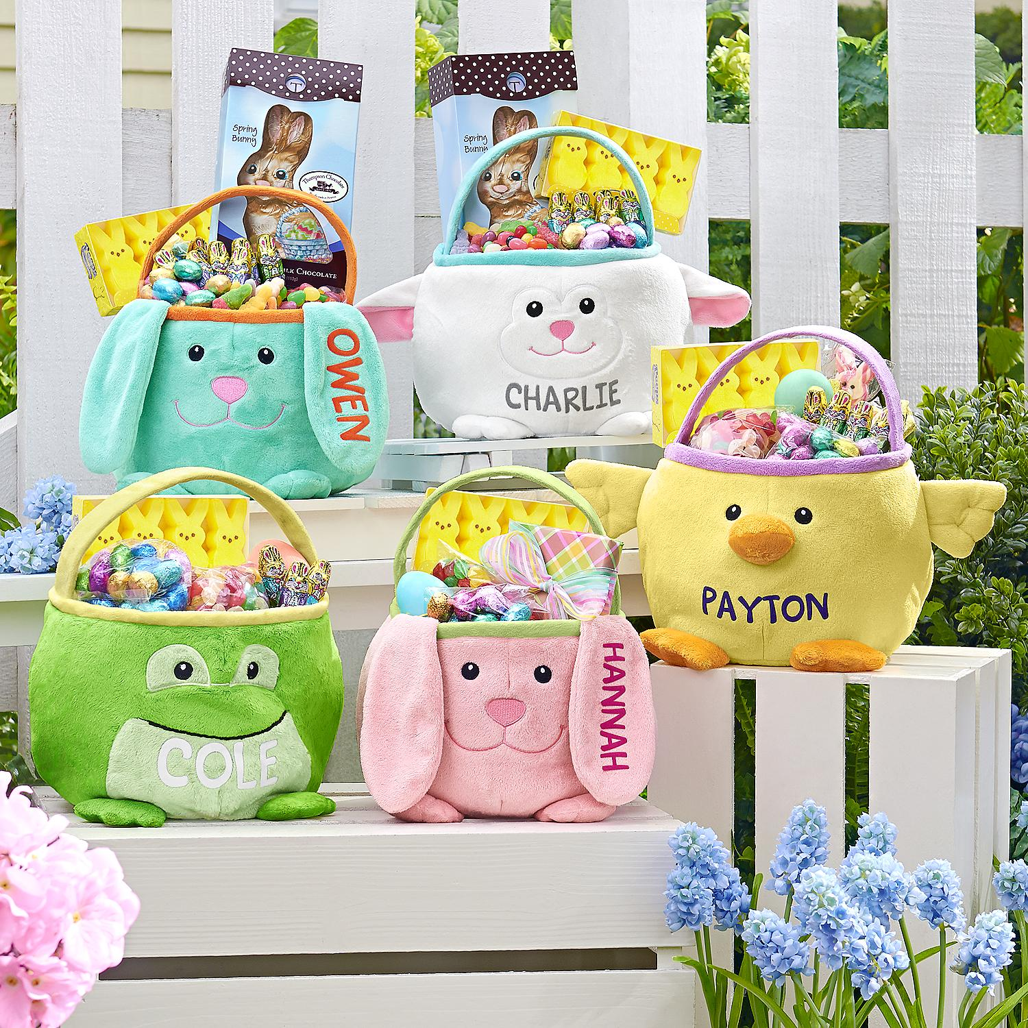 easter personalized basket creations personal baskets egg coupons printable bunny