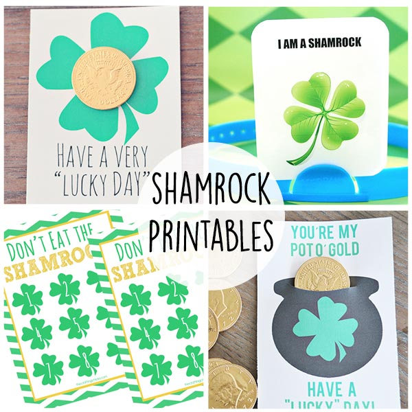 shamrockprintables