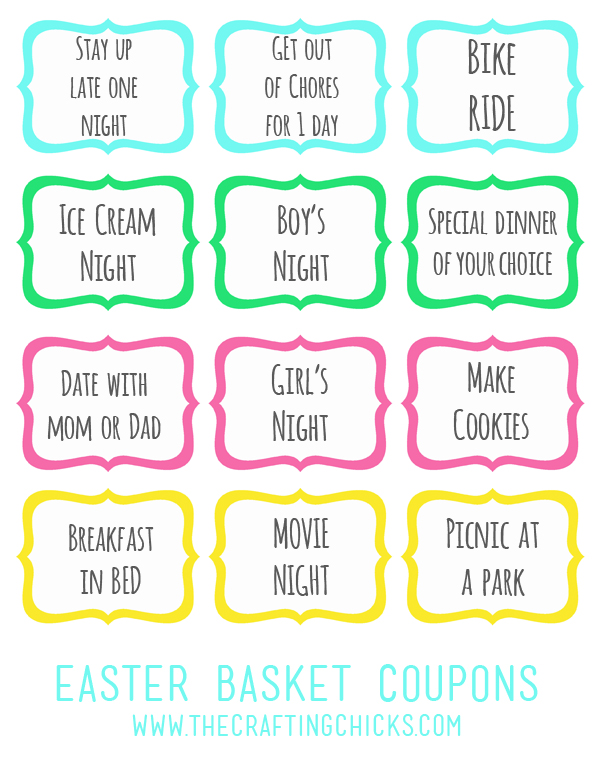 sm easter basket coupons