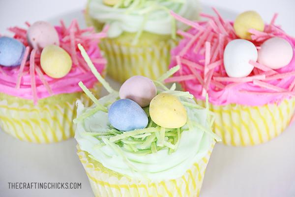 sm easter basket cupcakes 2