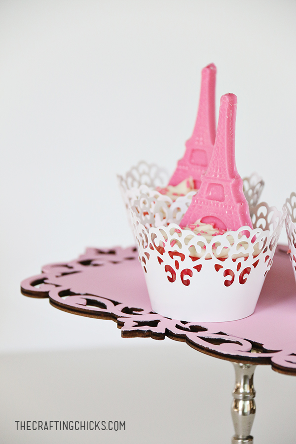 sm paris cupcake stand 2