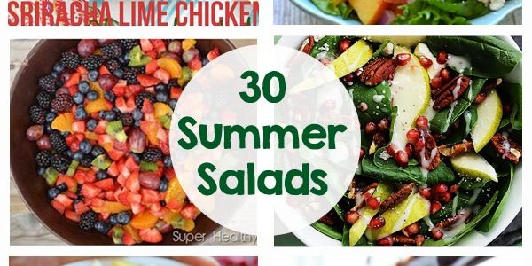 30 Summer Salads that we know you'll love