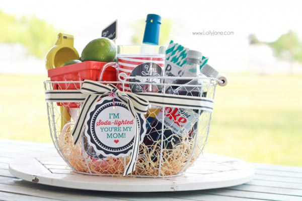 20 Mother's Day Gifts and Printables - I love these DIY gifts!