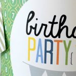 Party in a Can ~ Birthday Gift Idea