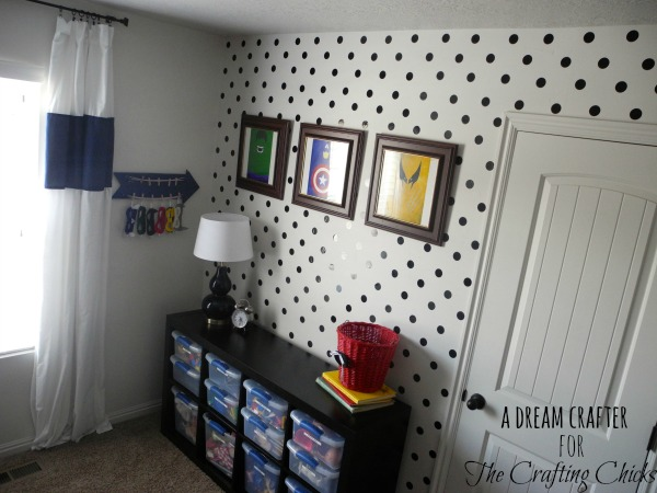 boys superhero bedroom 1