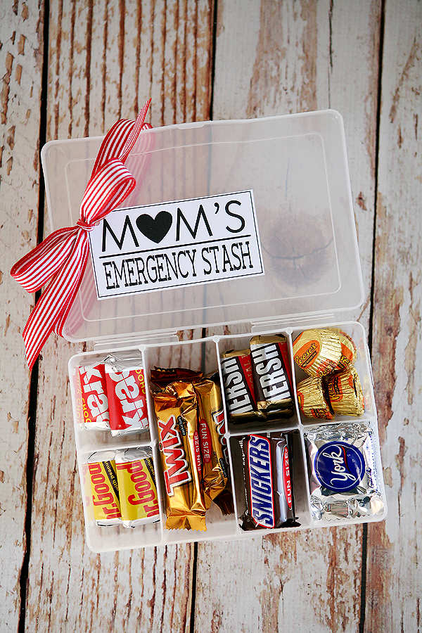 20 Mom's Day Gifts and Printables - I love these DIY gifts!