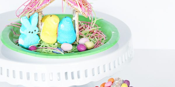 Easter Peep Houses