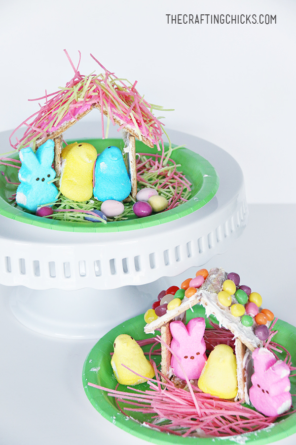 Easter Peep House