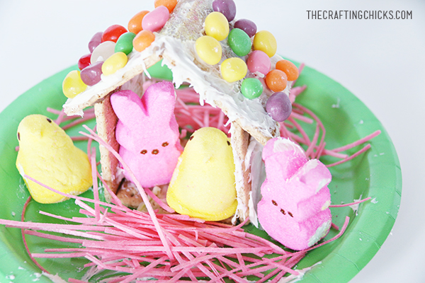 How-to Make Peep House