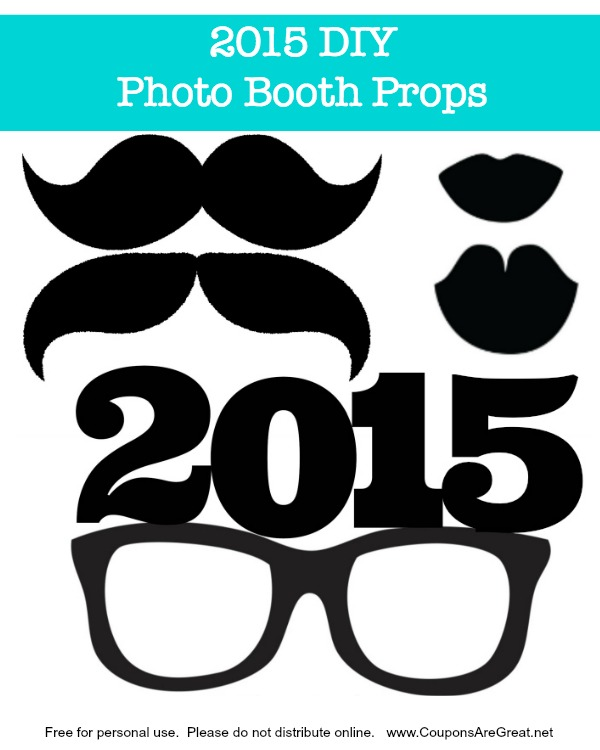 picture regarding Graduation Photo Booth Props Printable identified as Commencement Printables and Reward Options - The Producing Chicks