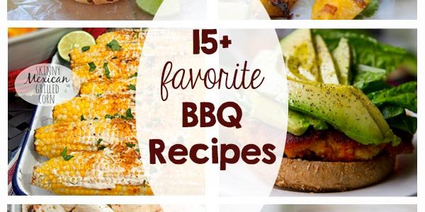 15+ Family Favorite BBQ Recipes