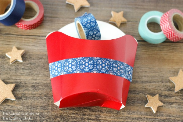 Easy DIY Patriotic Favors