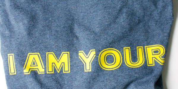 I Am Your Father T-Shirt for Dad