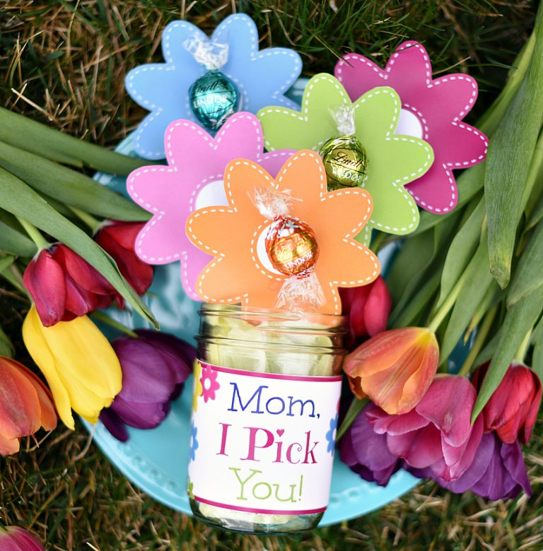 Mothers Day Chocolate Flowers Bouquet