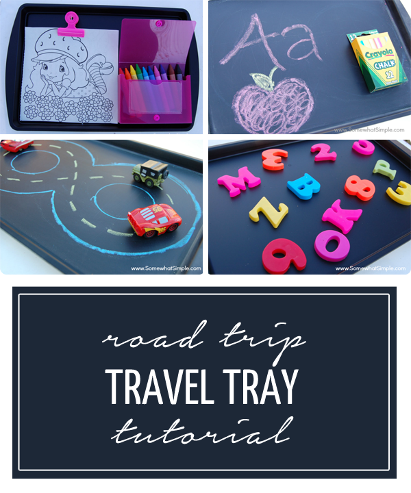 Road trips with kids - printables, games, activities - this has it all!