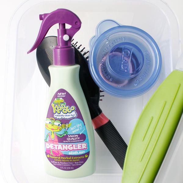 Summer Survival Hair Kit for Girls