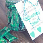 Mints Teacher Gift with *Free Printable