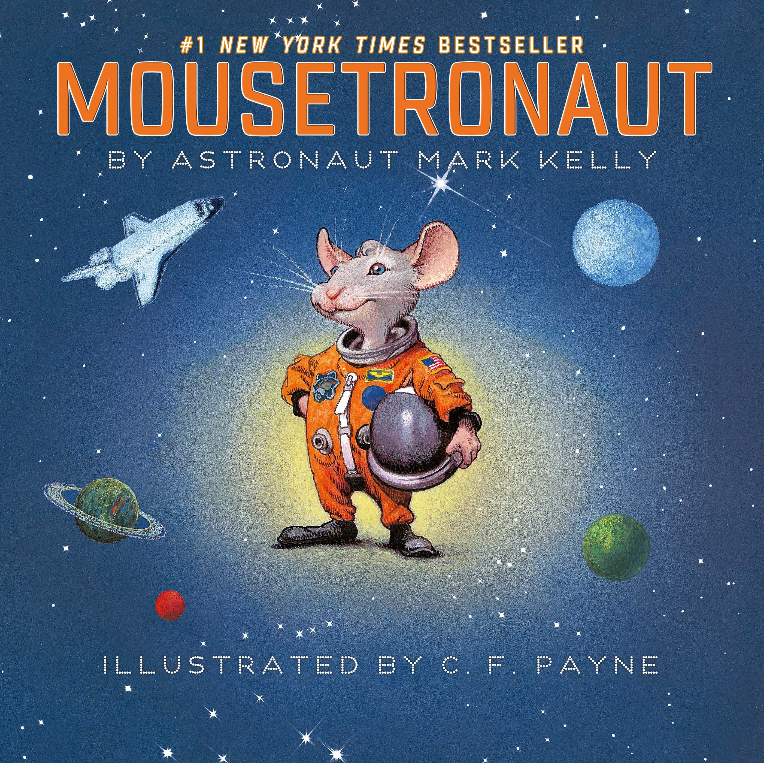 space mousetronaut