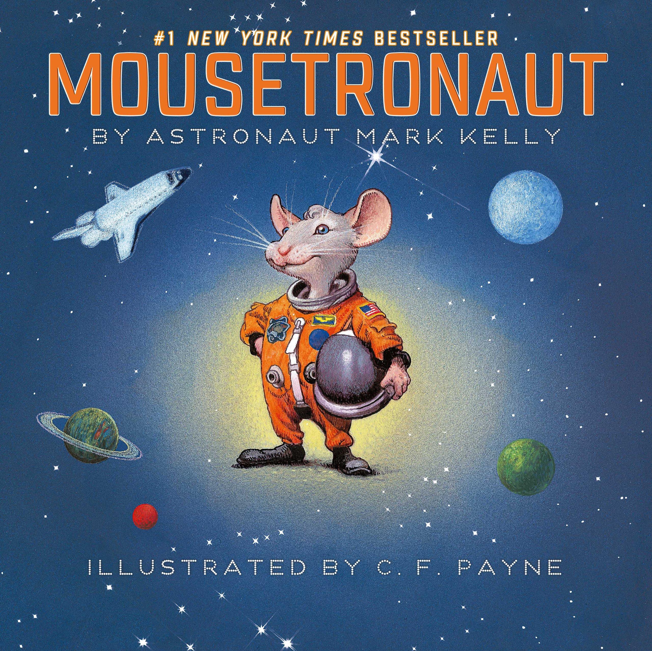 space mousetronaut