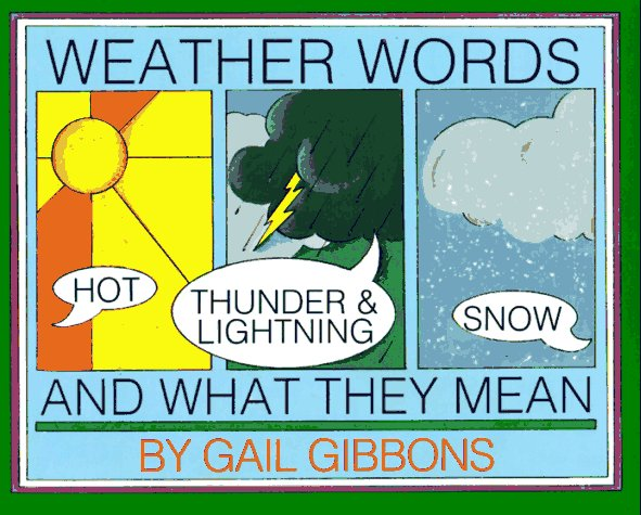 weather weather words