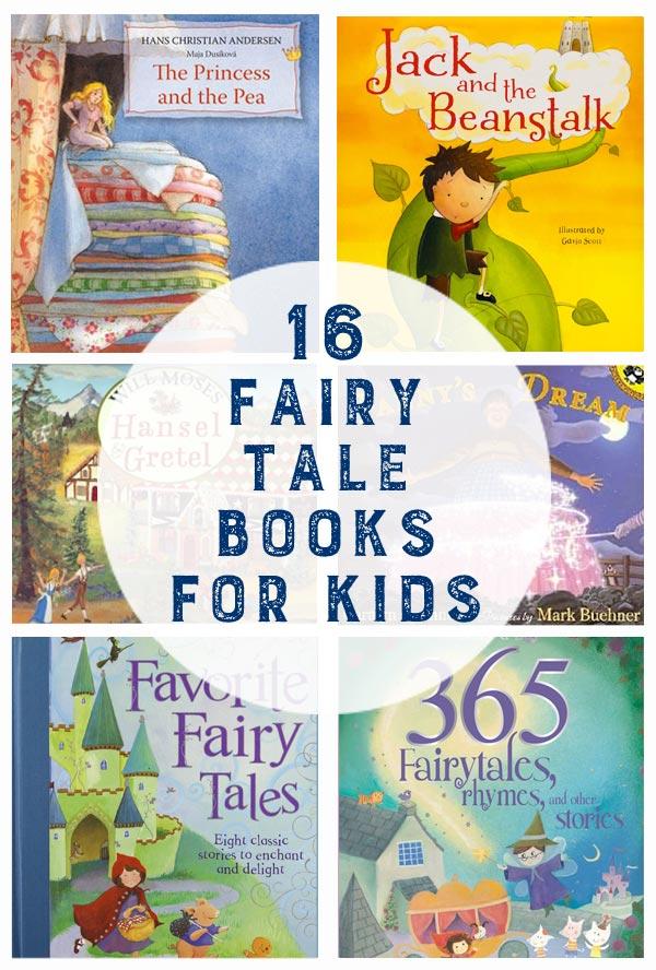 fairy tale books for kids. Black Bedroom Furniture Sets. Home Design Ideas
