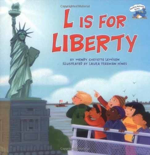 america l is for liberty