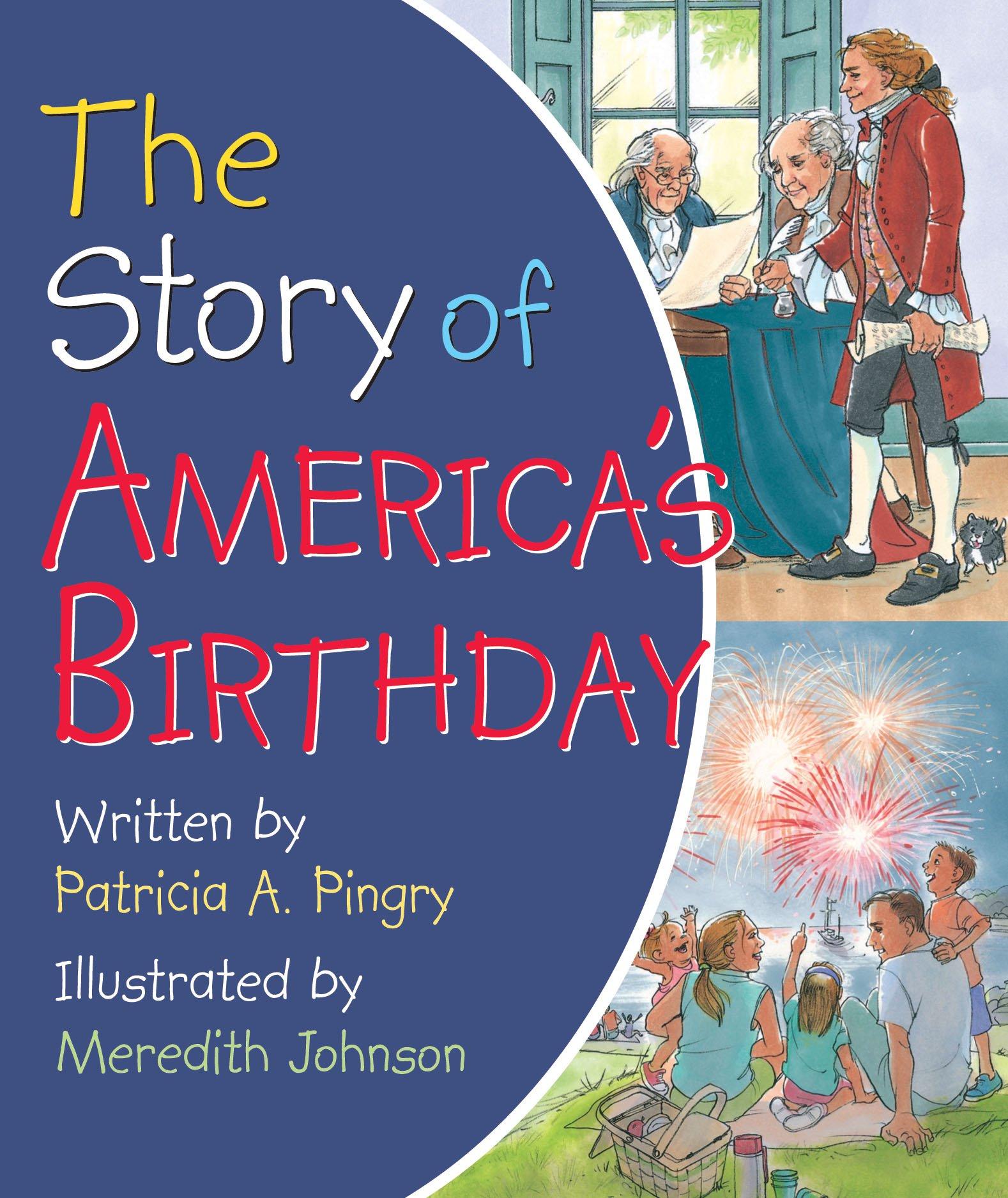 america story of americas bday