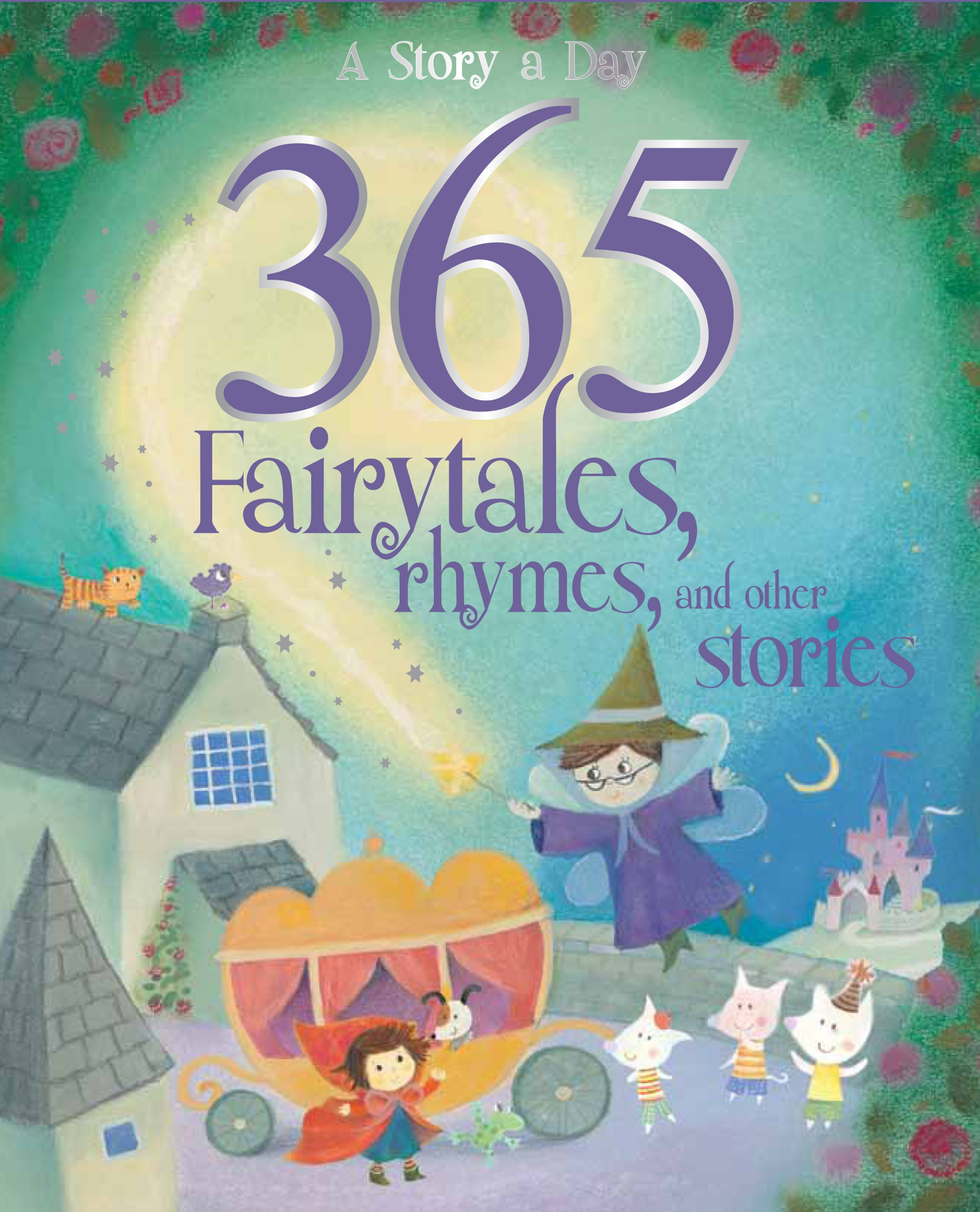 fairy tales 365 a story a day