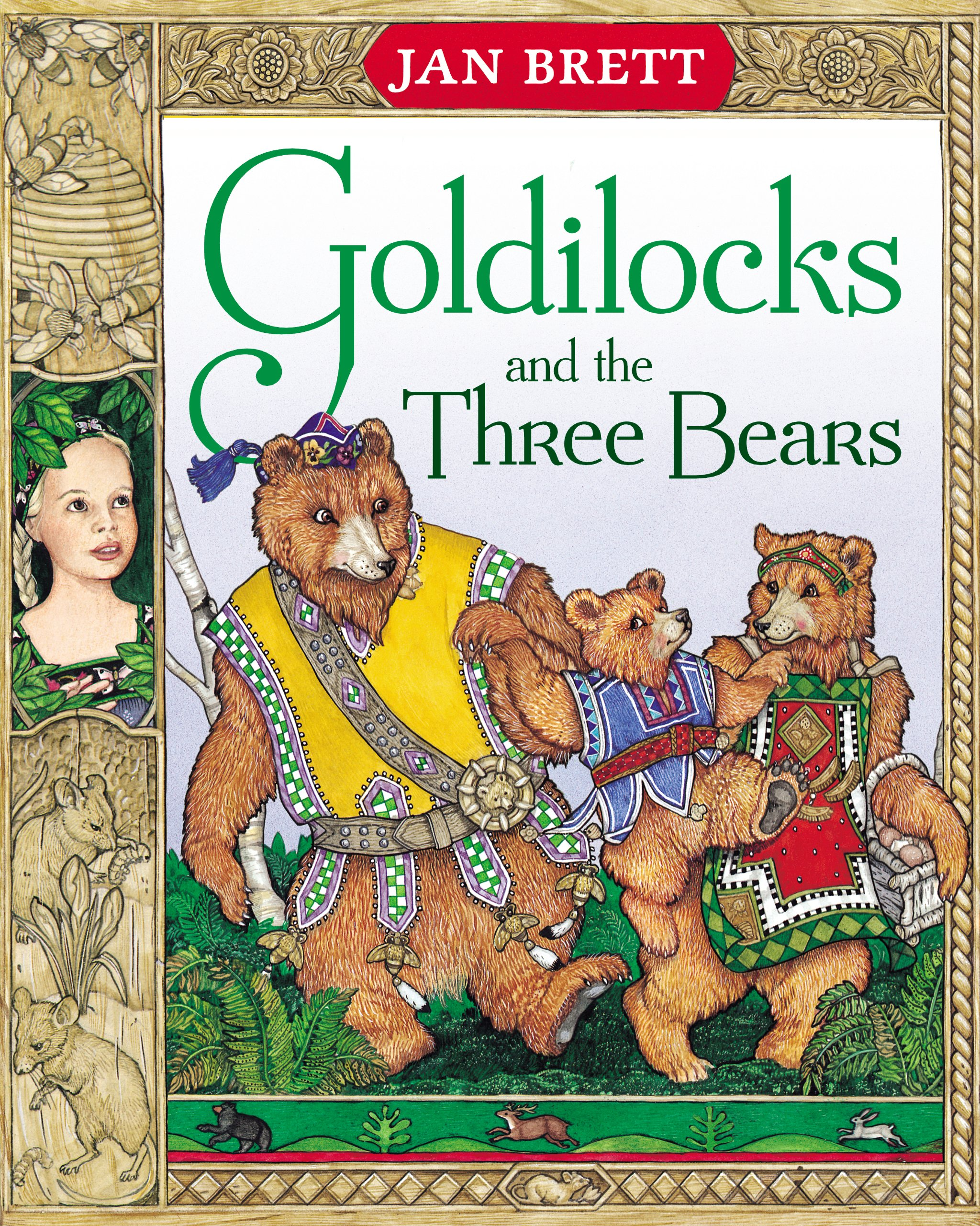 fairy tales goldilocks
