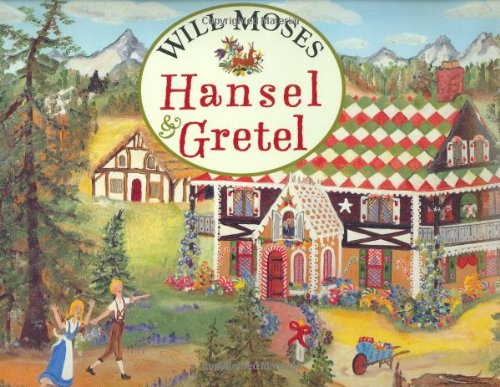 fairy tales hansel and gretel