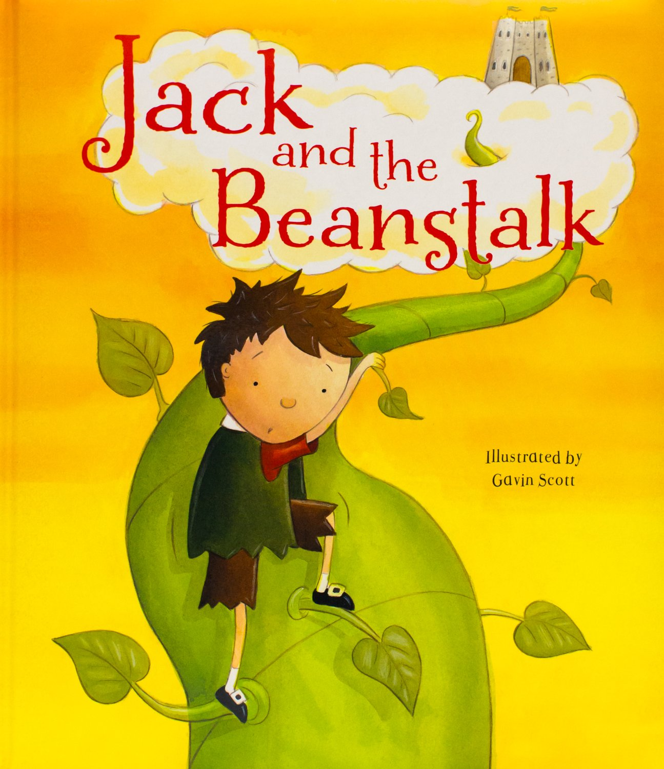 fairy tales jack and the beanstalk