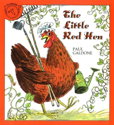 fairy tales little red hen
