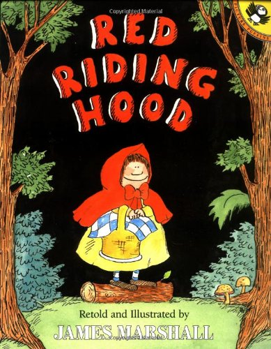 fairy tales little red riding hood
