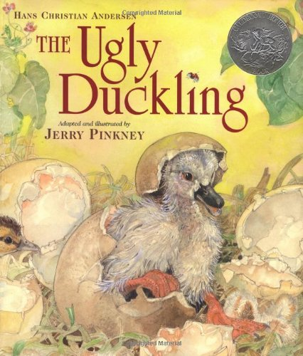fairy tales ugly duckling