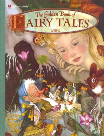fairy talkes golden book