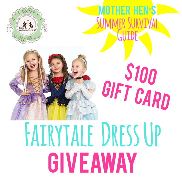 fairytale giveaway 1