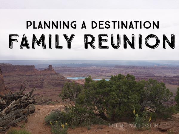 family reunion destination