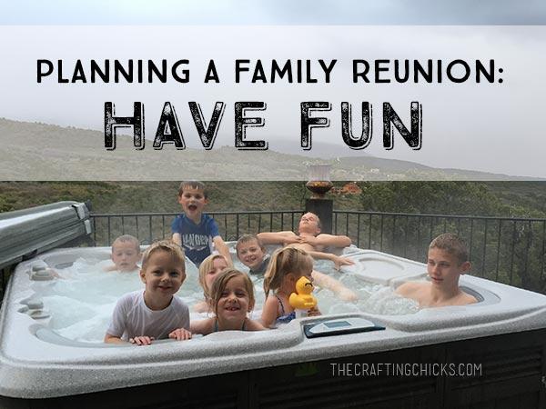 Fun Family Reunion