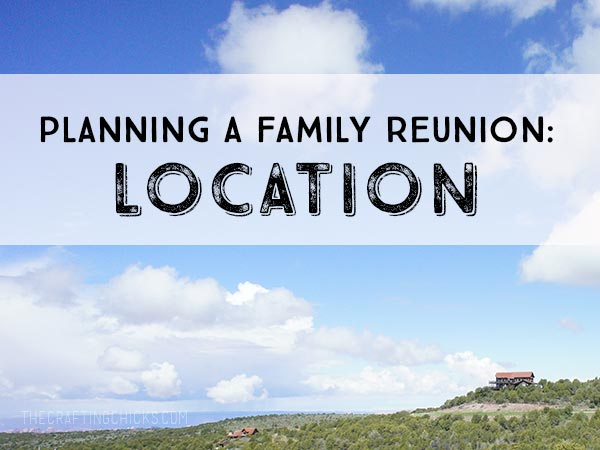 family reunion location