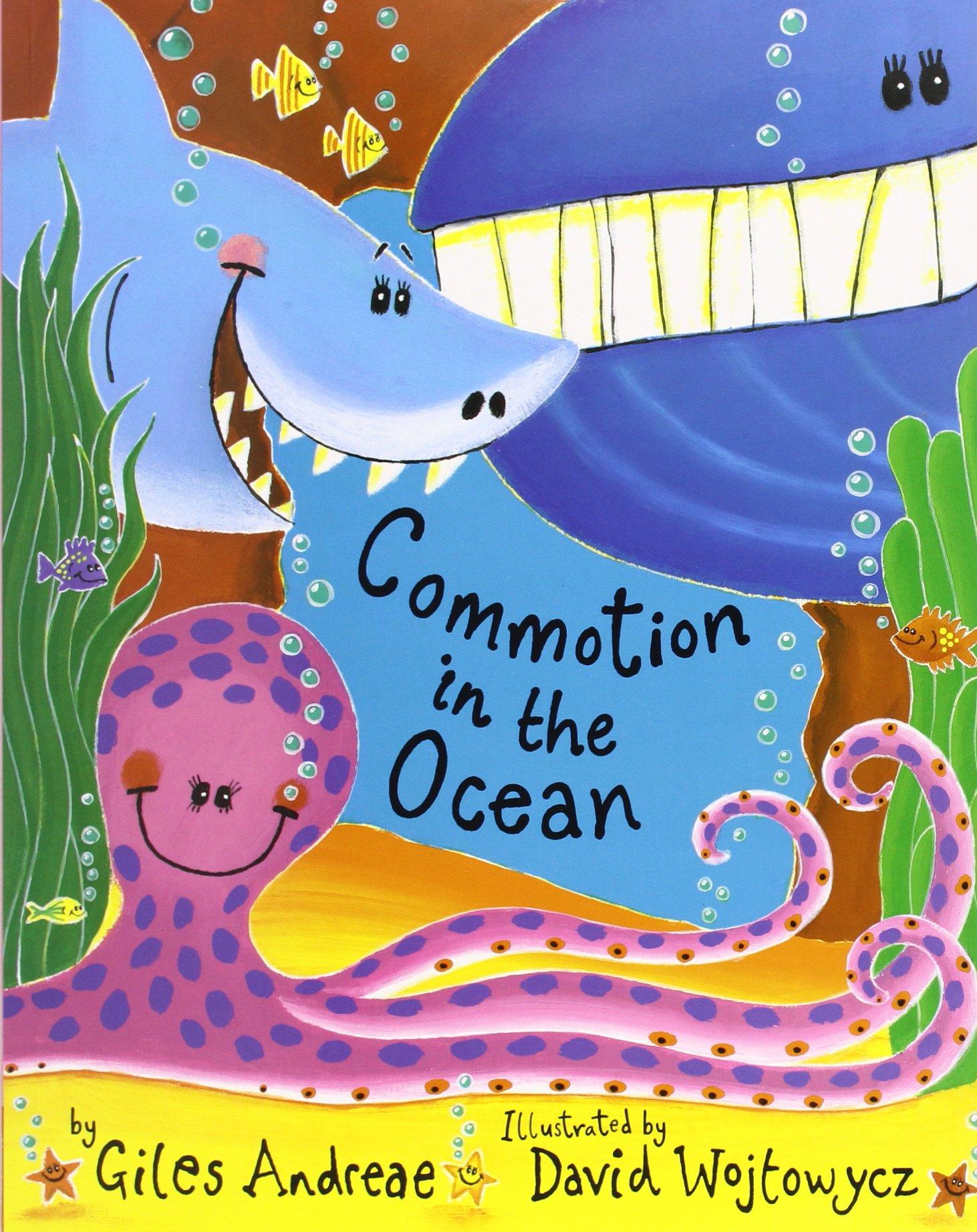 ocean commotion in the ocean