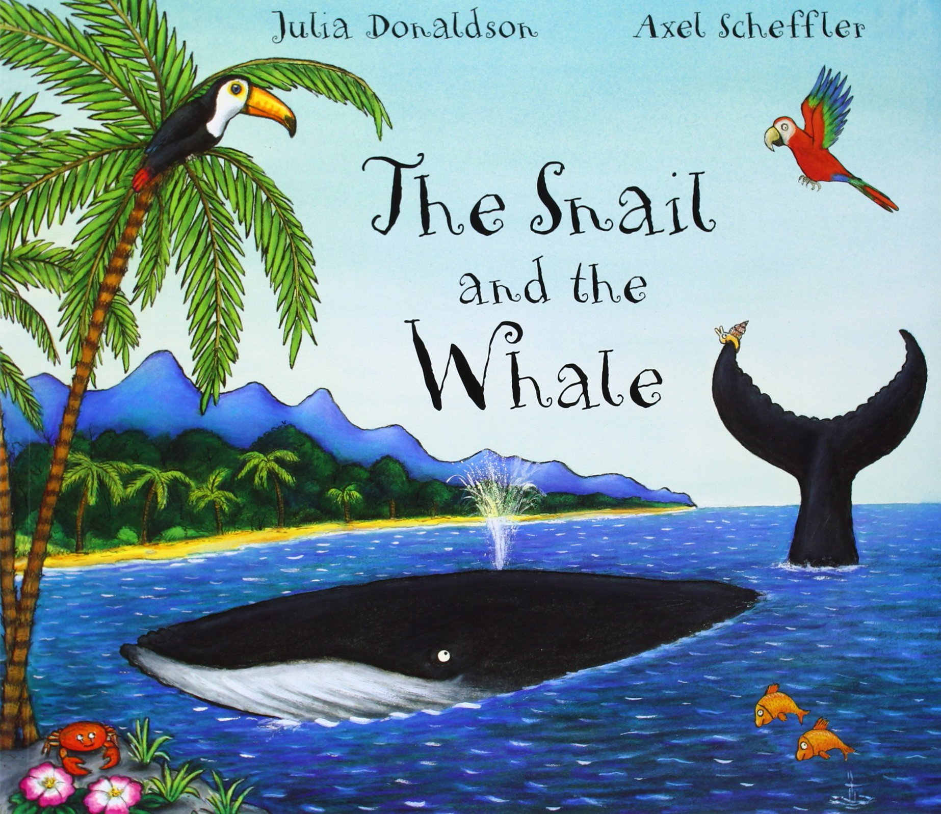 ocean the snail and the whale