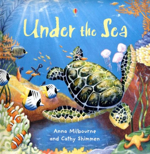 Ocean and sea books for kids the crafting chicks for Children s fish book